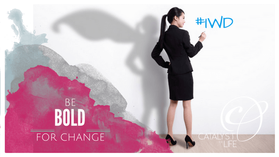 Are You Ready to Be Bold for Change?