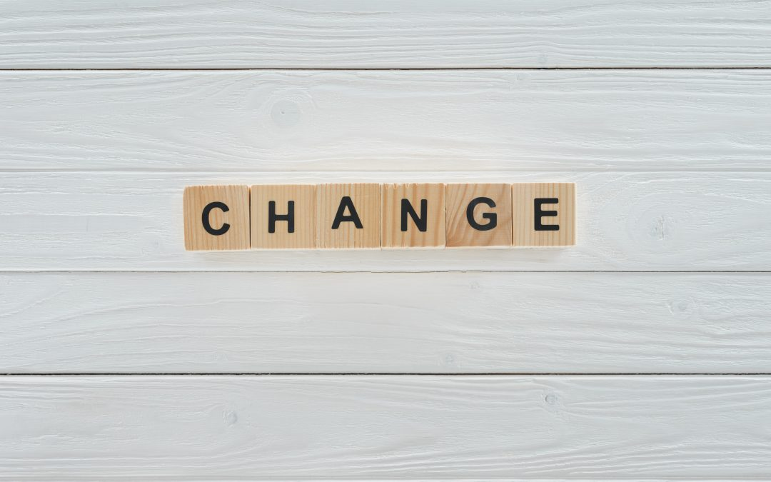 Are you Ready and Willing to Change?