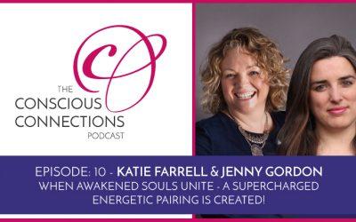 EPISODE 10: KATIE FARRELL & JENNY GORDON